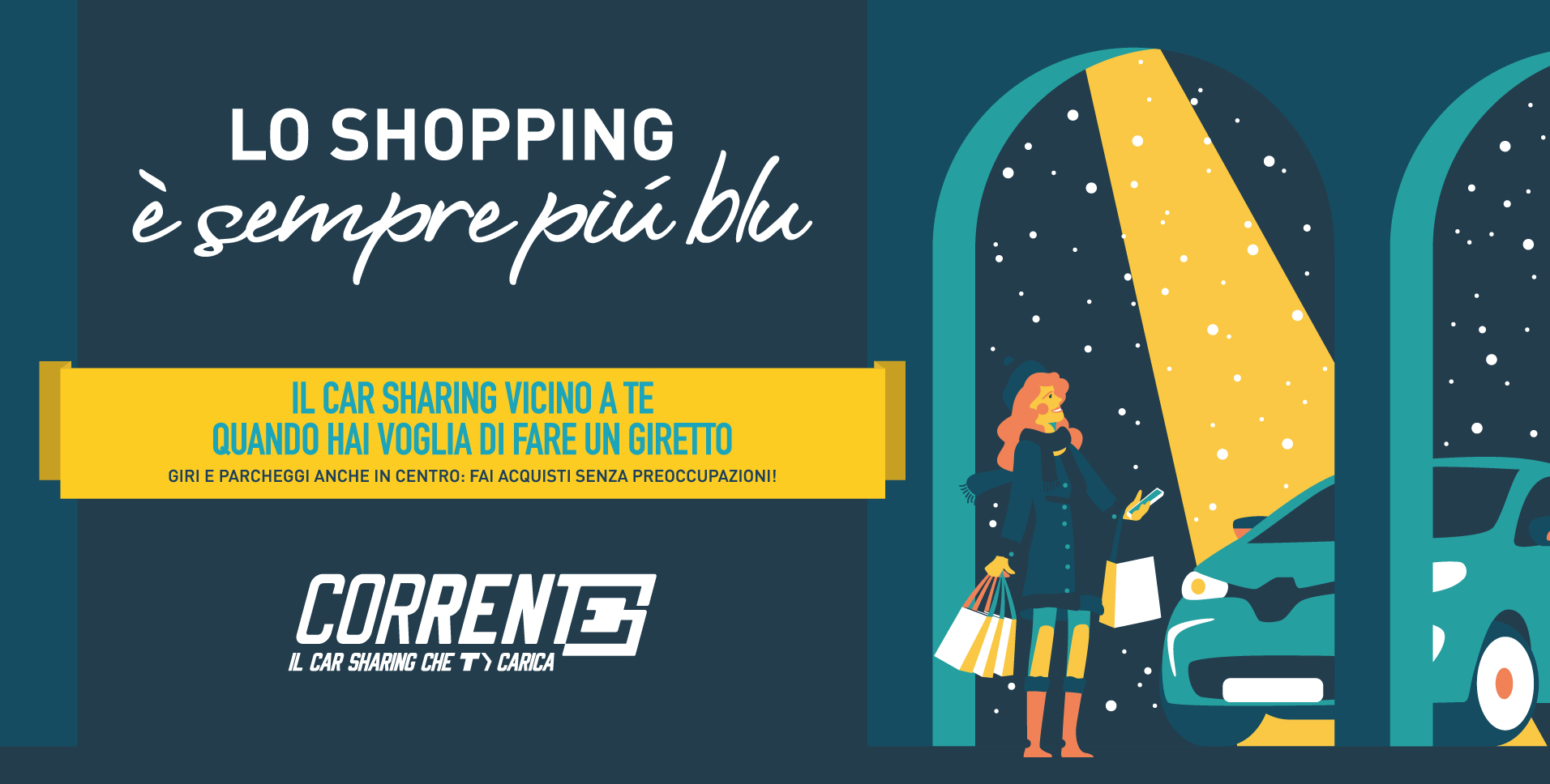 Corrente - Black Friday!
