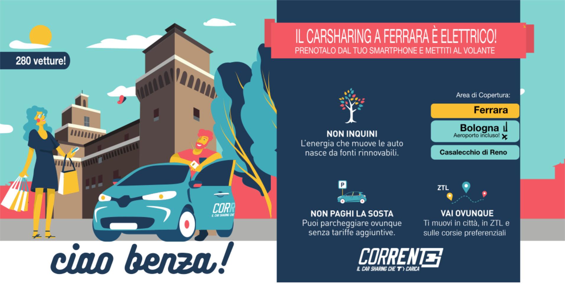 Corrente - Ciao Benza!